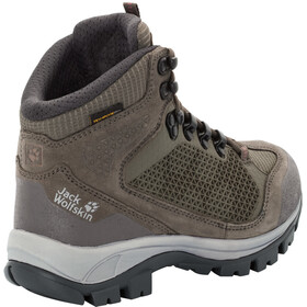 Jack Wolfskin All Terrain Pro Texapore Mid Shoes Women siltstone